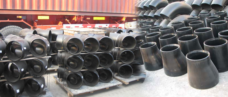 ASTM A234 Carbon Steel pipe fittings manufacturer and suppliers