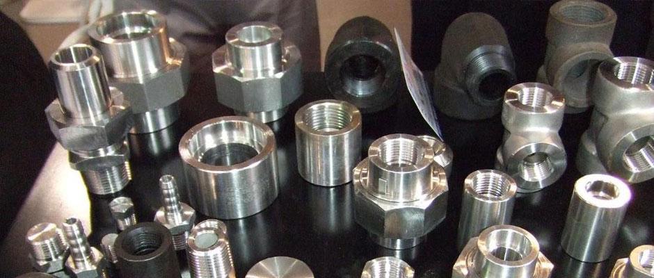 Inconel 601 Socket weld fittings manufacturer