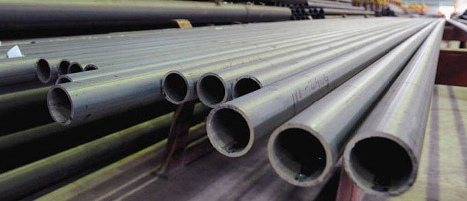 Stainless Steel 904L Welded Pipe & 904L Seamless Pipe/ Tube in Our Stockyard