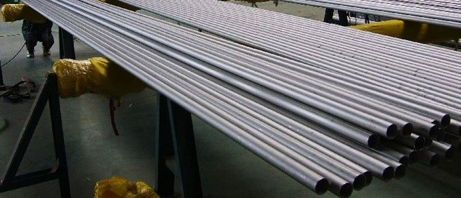 Stainless Steel 904L Welded Tubes & 904L Seamless Pipe/ Tube in Our Stockyard