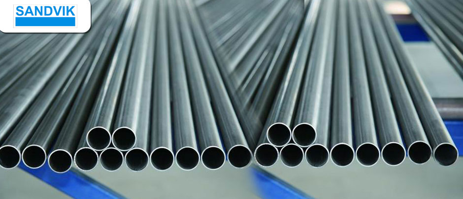 Sandvik Incoloy 800 Seamless Pipe manufacturer and suppliers