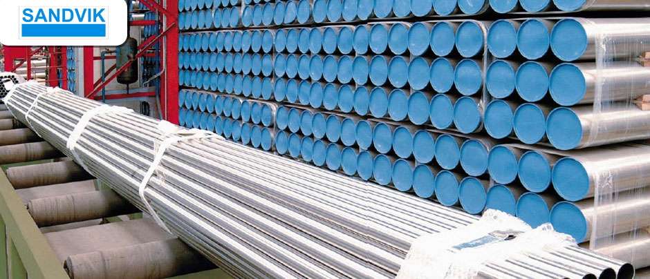 Sandvik Incoloy 825 Welded Pipe manufacturer and suppliers