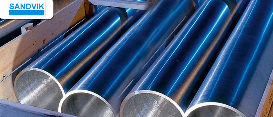 Sandvik Inconel 625 Welded Pipe manufacturer and suppliers