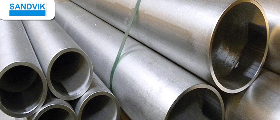 Sandvik SAF 2507 super-duplex stainless steel Pipe manufacturer and suppliers