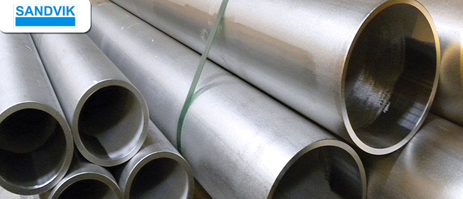 Sandvik SAF 3207 HD hyper-duplex stainless steel Pipe manufacturer and suppliers