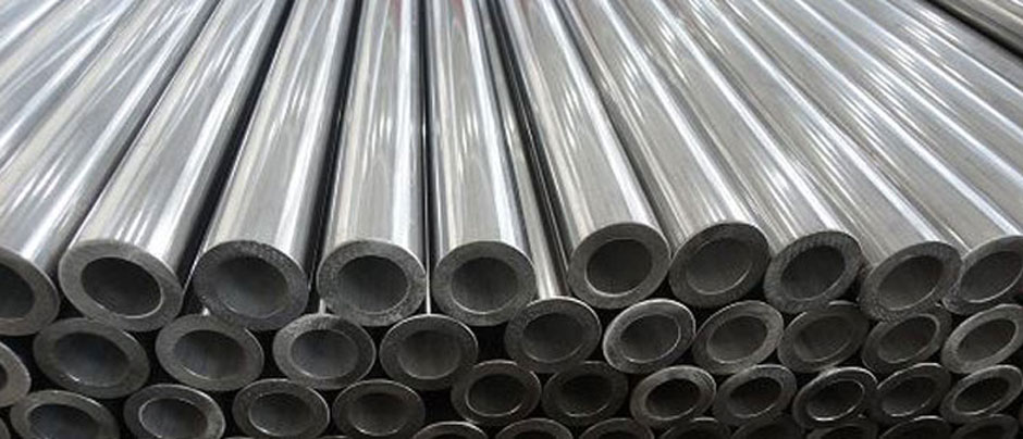 Stainless Steel 316L Welded Pipe & 316L Seamless Pipe/ Tube in Our Stockyard