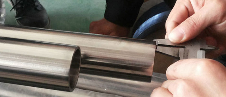 Stainless Steel 321 Welded Pipe & 321 Seamless Pipe/ Tube in Our Stockyard
