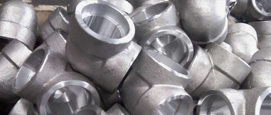 ASTM A182 WP317 Stainless Steel Socket weld fittings manufacturer and suppliers