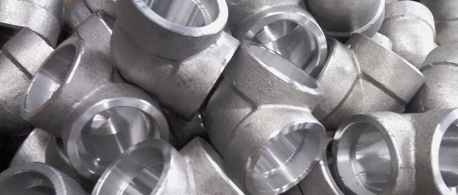 ASTM A182 WP 317L Stainless Steel Socket weld fittings manufacturer and suppliers