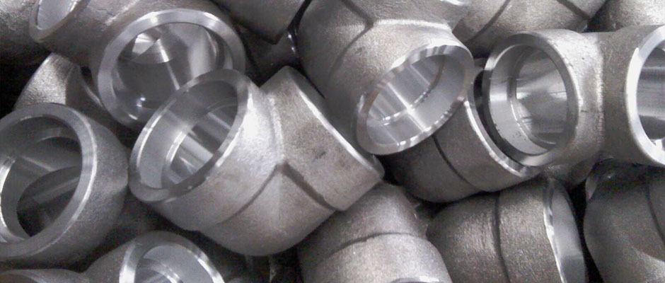 ASTM A182 WP321 Stainless Steel Socket weld fittings manufacturer and suppliers