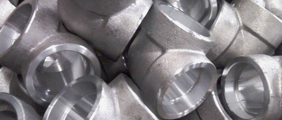 ASTM A182 WP347 Stainless Steel Socket weld fittings manufacturer and suppliers