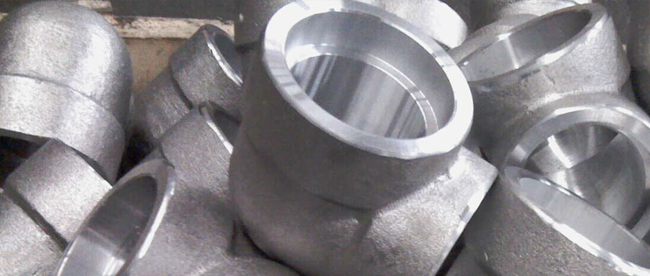 ASTM A182 WP 347H Stainless Steel Socket weld fittings manufacturer and suppliers