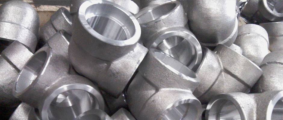 ASTM A182 WPS31254 Duplex Stainless Steel Socket weld fittings manufacturer and suppliers