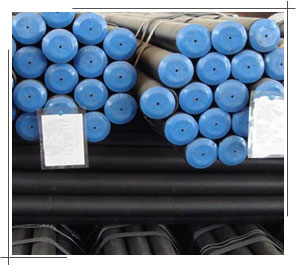 ASME SA335 Grade P5 Alloy Steel Seamless Pipes packaging