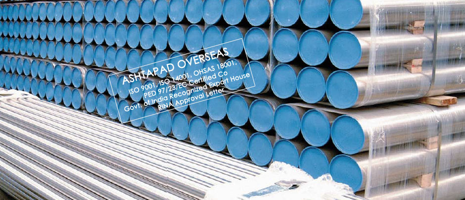 ASTM A335 Alloy Steel Seamless Pipes & Tubes manufacturer and suppliers