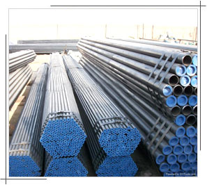 API 5L Grade B X56 PSL1 Seamless Steel Pipe packaging