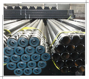 A333 GR. 3/ GR. 6 Carbon Steel Pipes packaging