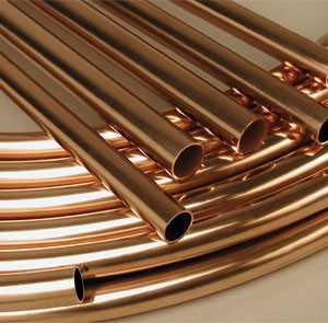Copper Nickel Pipes / Tubes / Copper Tubing