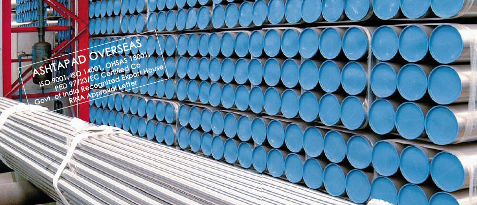 ASME SA335 Grade P5 Alloy Steel Seamless Pipes manufacturer and suppliers