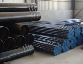 ASTM A335/ASME SA335 P22 High Pressure Steel Pipe  Packed ready stock