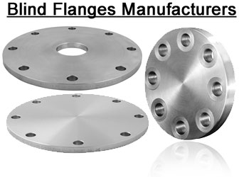 ASME/ANSI B16.5 BLIND (BL) PIPE FLANGES MANUFACTURER