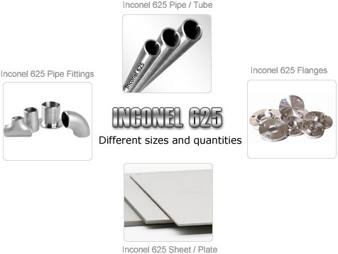 Inconel 625 Pipe Tube Pipe Fittings Sheet Plate suppliers