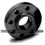Carbon Steel Raised Face Slip-On Flanges