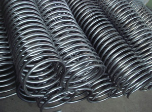 Stainless Steel 321 Coiled Tubings suppliers in India