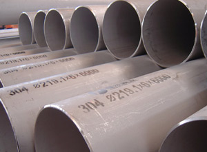 Custom stainless steel 304L tube suppliers in India
