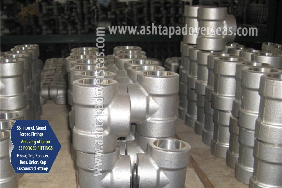 Hastelloy B2 Forged Fittings manufacturer