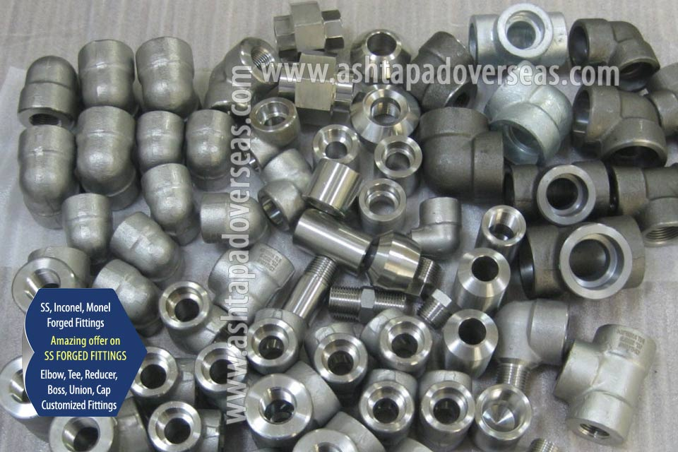 Hastelloy C22 Forged Fittings manufacturer