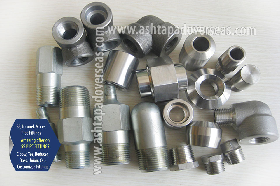 Hastelloy c22 pipe fittings manufacturer