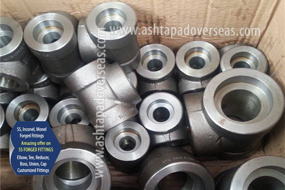Hastelloy C276 Forged Fittings manufacturer