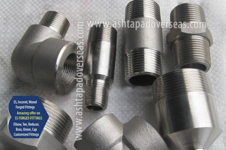 Hastelloy X Forged Fittings manufacturer