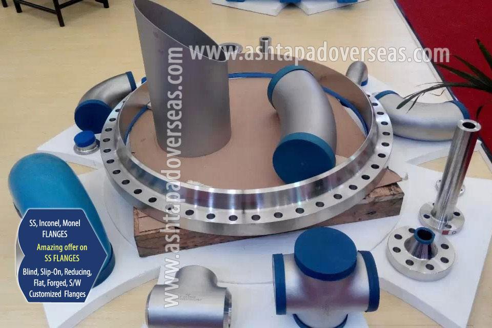 ASTM B564 Incoloy 800 Flanges manufacturer