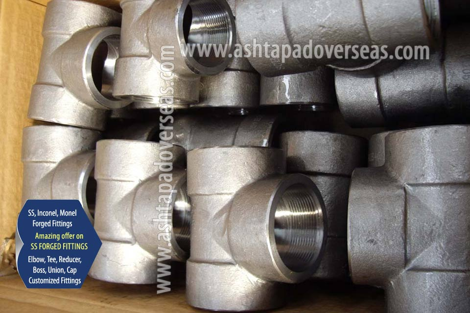 Incoloy 800 Forged fittings manufacturer