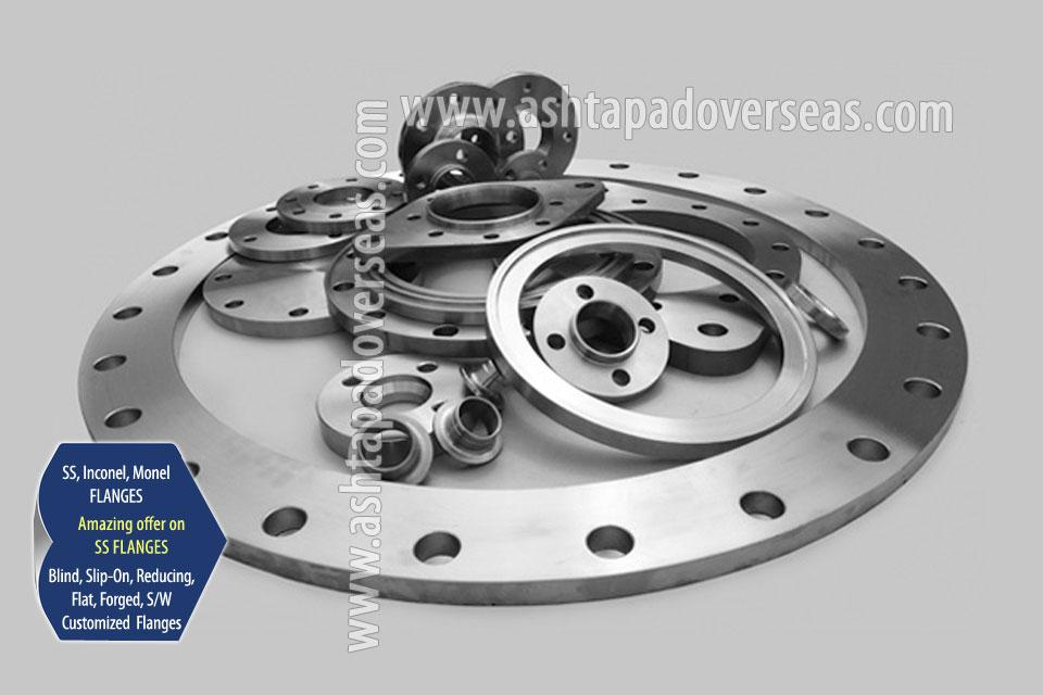 ASTM B564 Incoloy 800H Flanges manufacturer