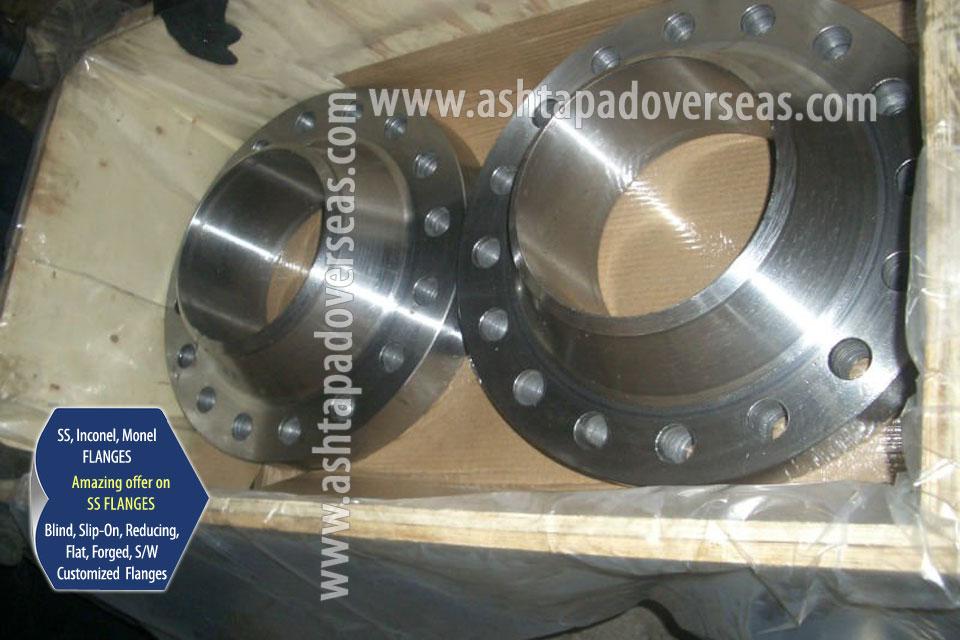 ASTM B564 Incoloy 800HT Flanges manufacturer
