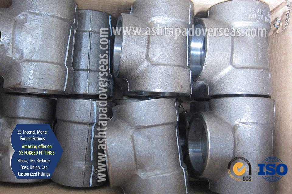 Incoloy 800HT Forged fittings manufacturer