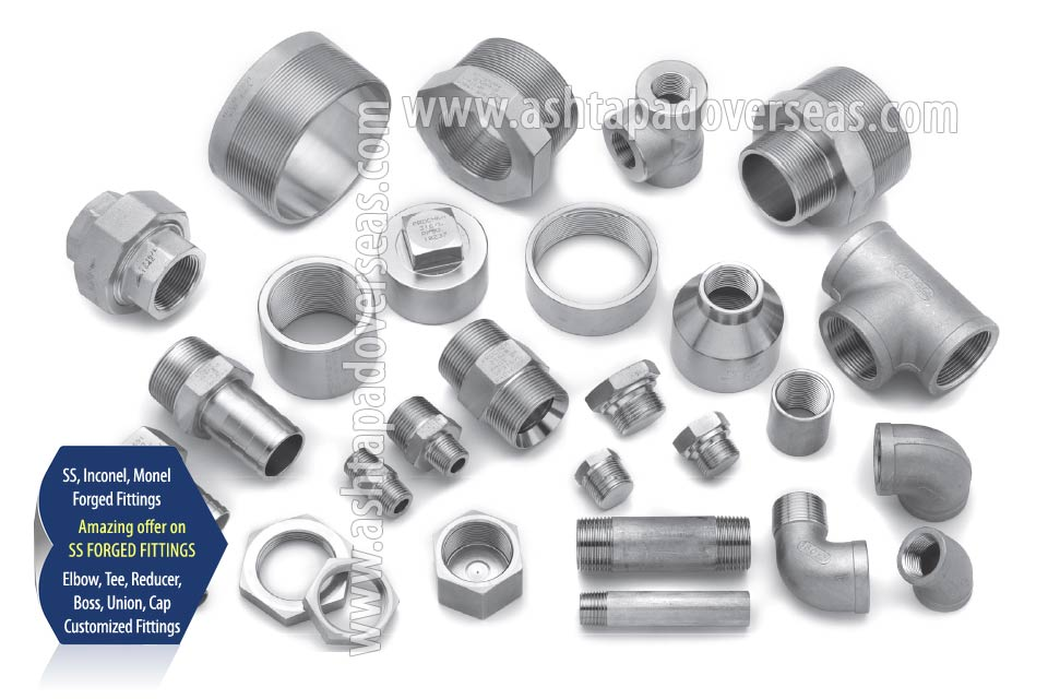 Inconel 601 Forged fittings manufacturer