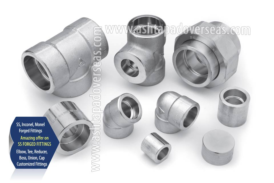 Inconel 625 Forged fittings manufacturer