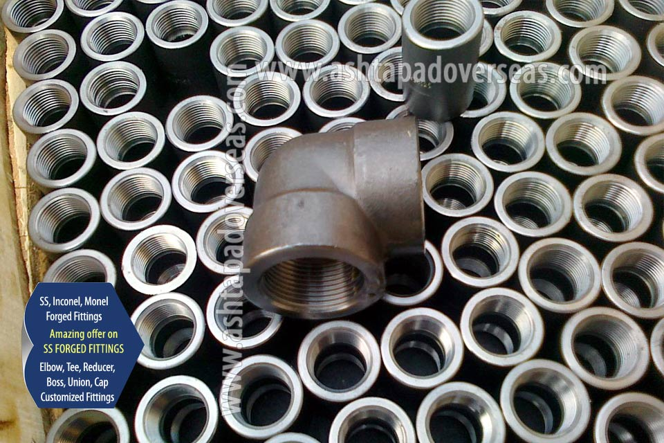 Incoloy 825 Forged fittings manufacturer