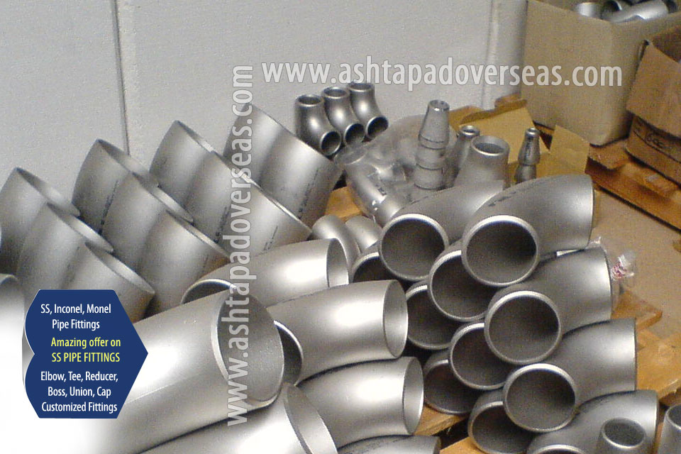 Stainless steel pipe fittings manufacturer