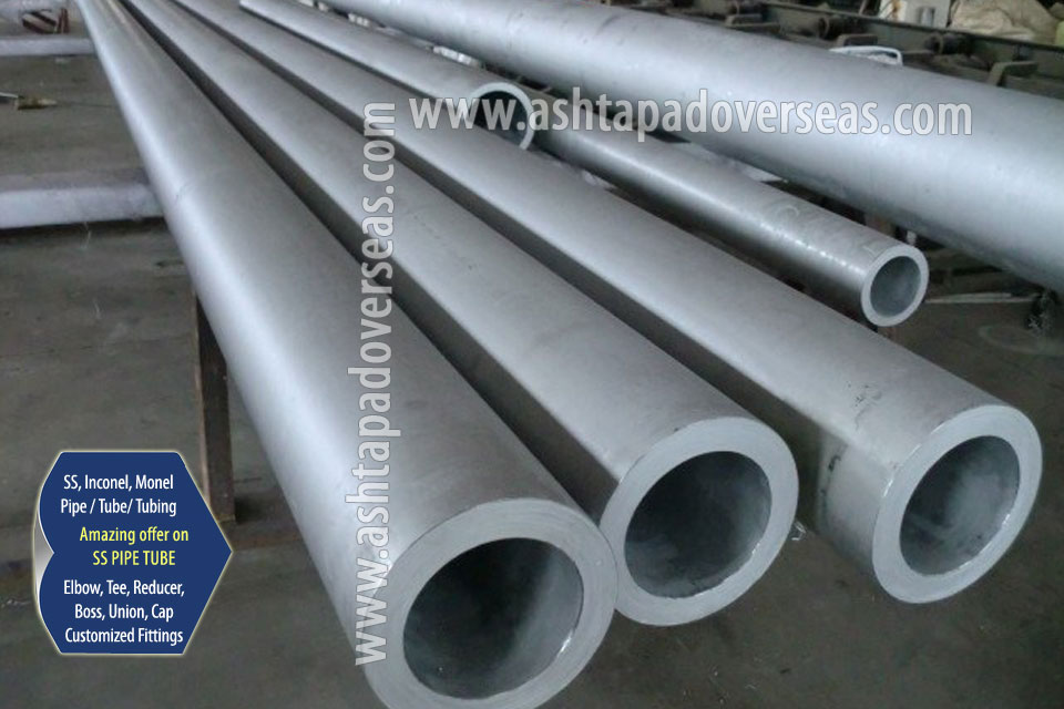 Stainless Steel 304l Pipe / Tubes & 304L Seamless Pipe/ Tube in Our Stockyard