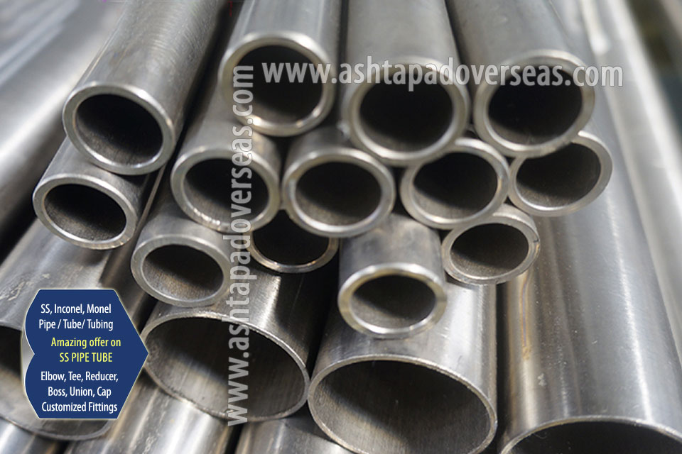 Stainless Steel 310S Pipe / Tubes & 310S Seamless Pipe/ Tube in Our Stockyard