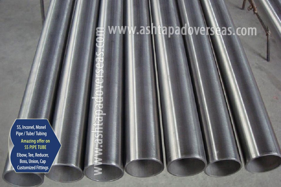 Stainless Steel 317l Pipe / Tubes & 317L Seamless Pipe/ Tube in Our Stockyard