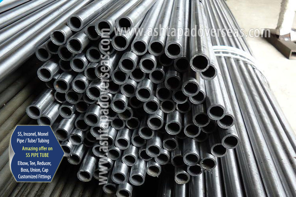 Stainless Steel 347H Pipe / Tubes & 347H Seamless Pipe/ Tube in Our Stockyard