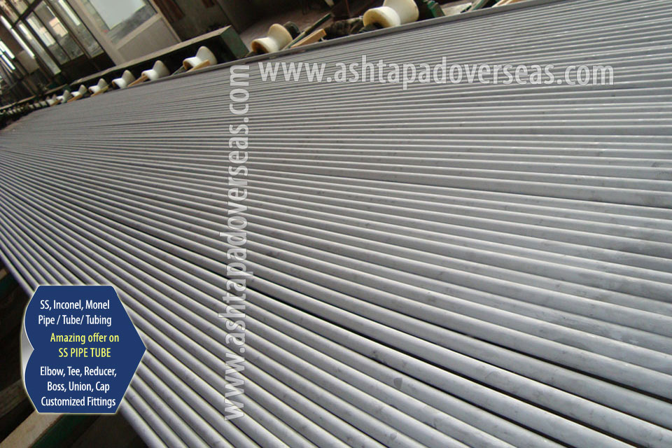 Stainless Steel 440c Pipe / Tubes & 440C Seamless Pipe/ Tube in Our Stockyard