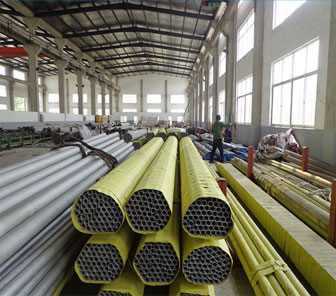 Stainless Steel 446 Welded Pipe manufacturer & suppliers