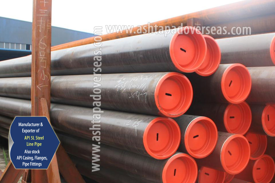 API 5L X60 SSAW Pipe ready stock in our Stockyard